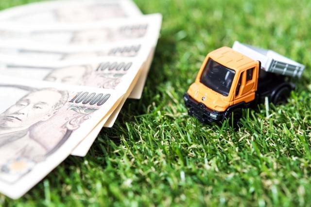 トラックは基本的な売却知識を身に着けておかないと「大損」する!